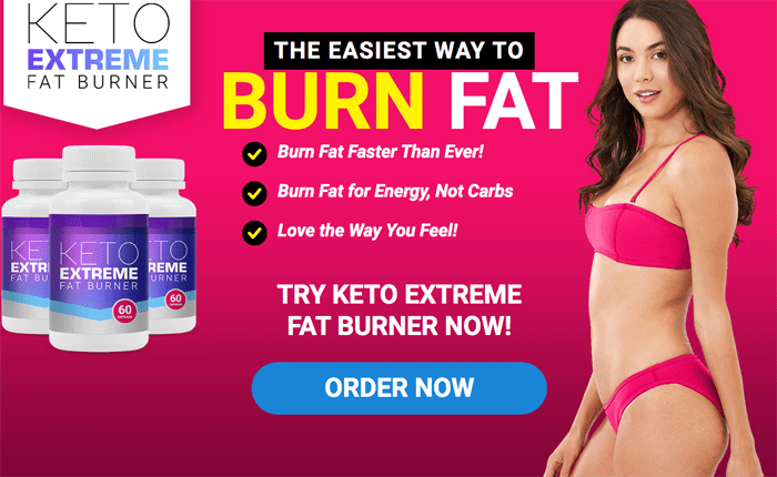 order keto extreme fat burner