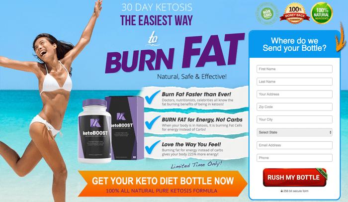 order keto boost