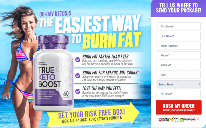 True Keto Boost Review