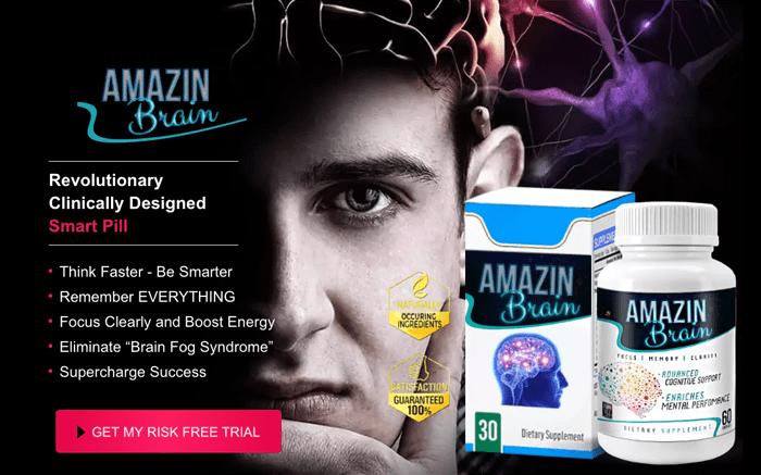 amazin brain pill review