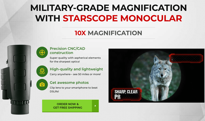 starscope monocular telescope reviews