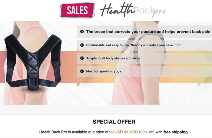 health back pro review