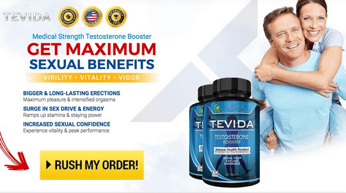 Order Tevida Testosterone Booster