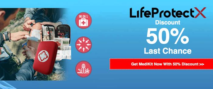 Order LifeProtectX MedicKit
