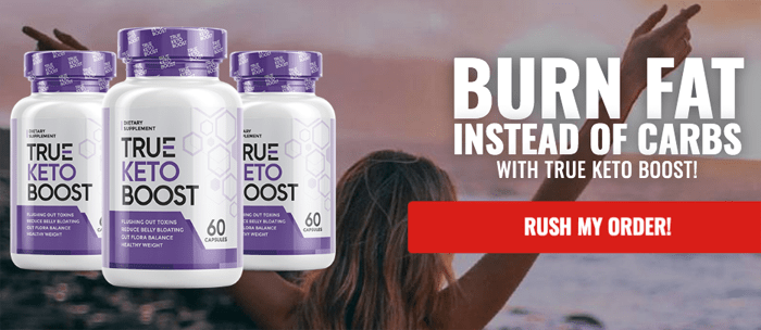 order True Keto Boost