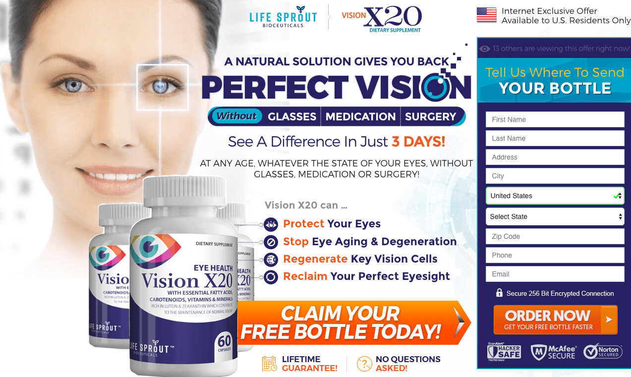 Vision RX20 Review