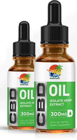 Cali Naturals CBD Oil