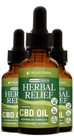 Herbal Relief CBD Oil
