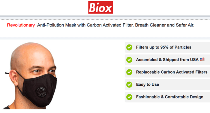 biox mask review
