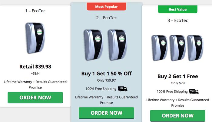 ecotec price