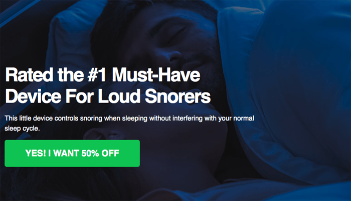 order Snore B Gone