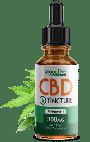 Proactive CBD Tincture Oil Review