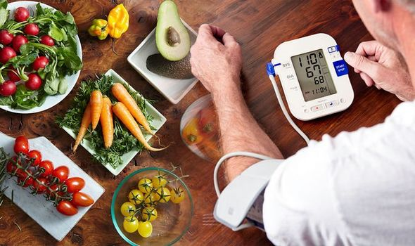 Diet Tips To Keep High Blood Pressure In Control